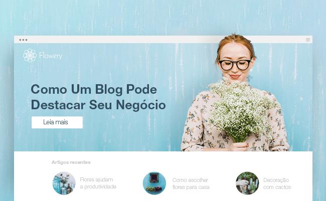 Como Um Blog Pode Destacar Seu Negócio
