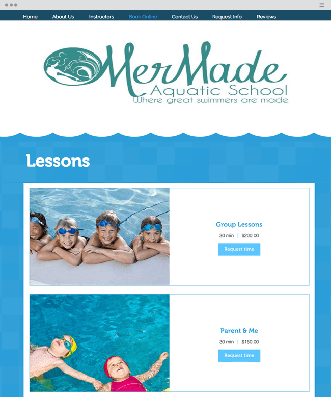 MerMade Aquatic School