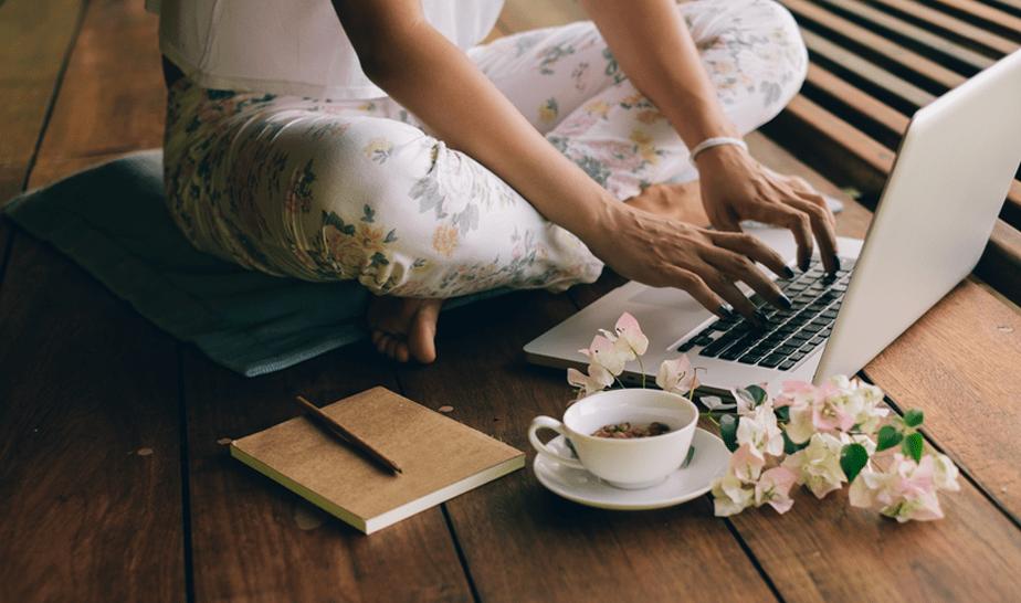 Escreva como convidado em um blog