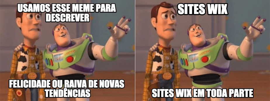 Como usar memes: X, X Everywhere
