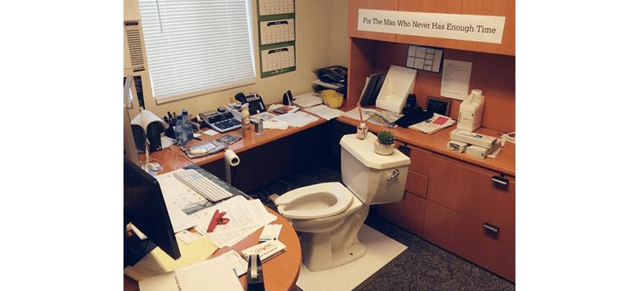 11 Pegadinhas Divertidas para Você Tentar no Seu Escritório