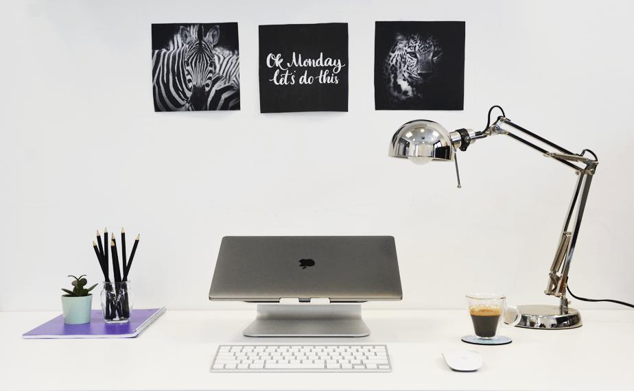 O que sua mesa diz sobre você: o minimalista