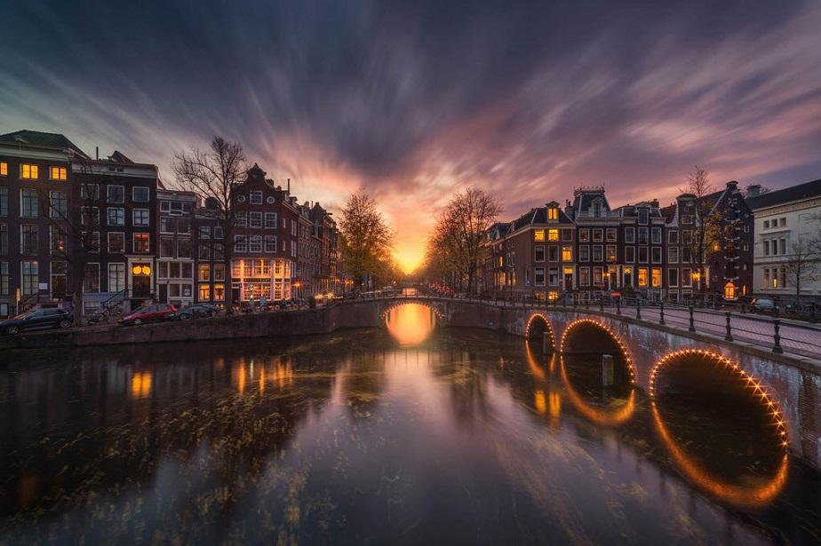 Amsterdam, por Albert Dros