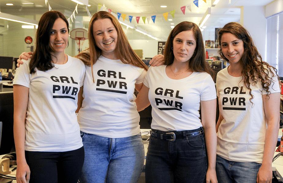 Dia Internacional da Mulher no Wix - Beer Sheva, Israel