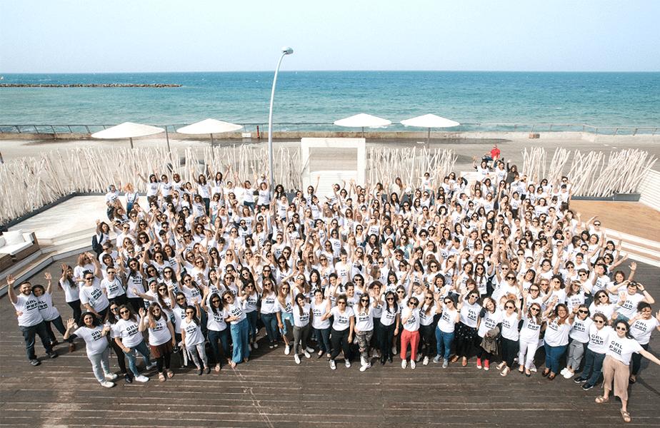Dia Internacional da Mulher no Wix - Tel Aviv, Israel