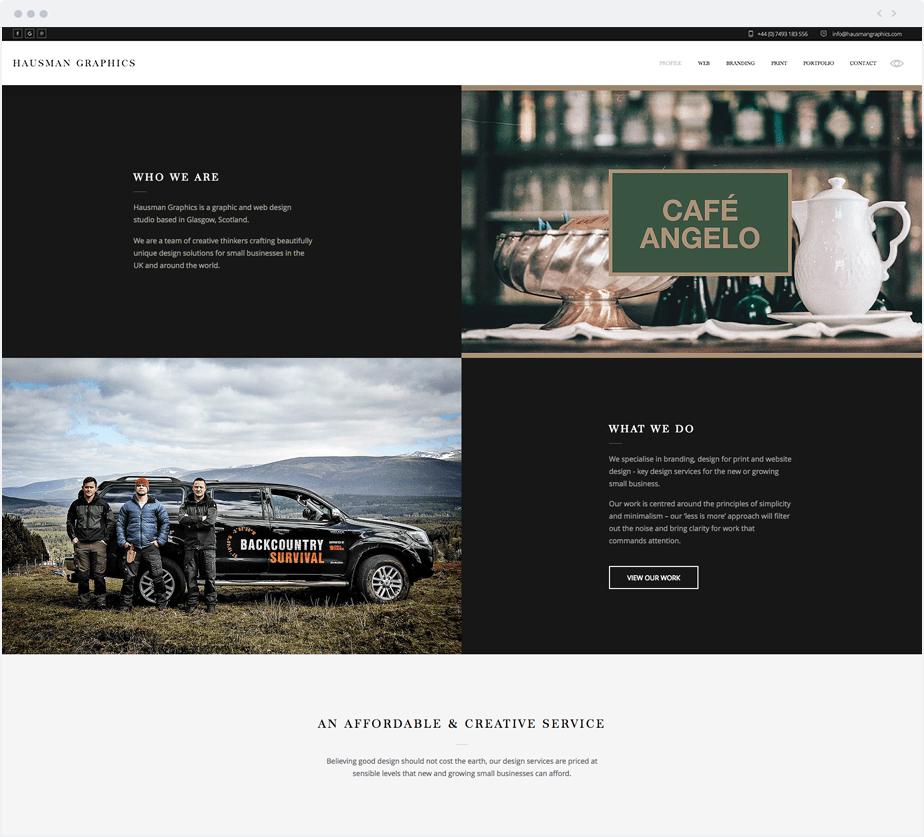 Dicas de web design: Crie conteúdo que seja fácil de ler