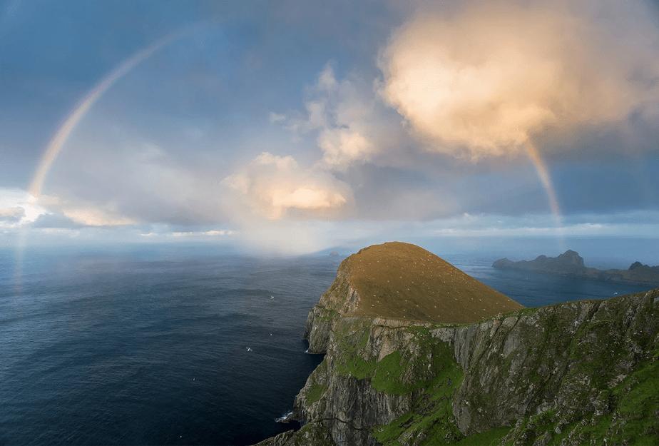 St Kilda, Escócia por Erika Valkovicova