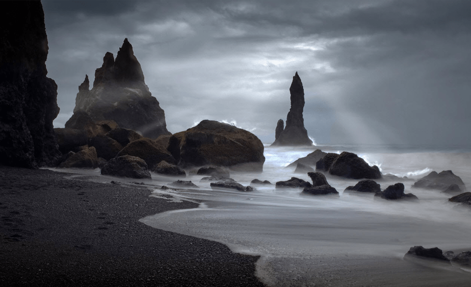 Vestur-Skaftafellssysla, Islândia por Erwann Martin