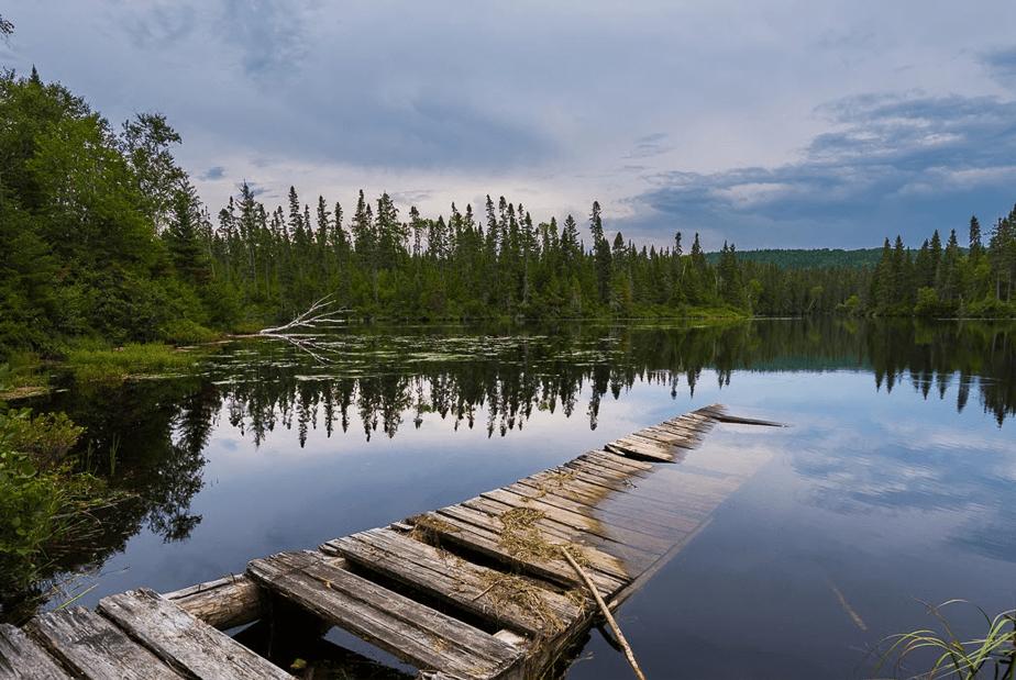 Rio Saint-Laurent, Canadá por Silvio Birindelli