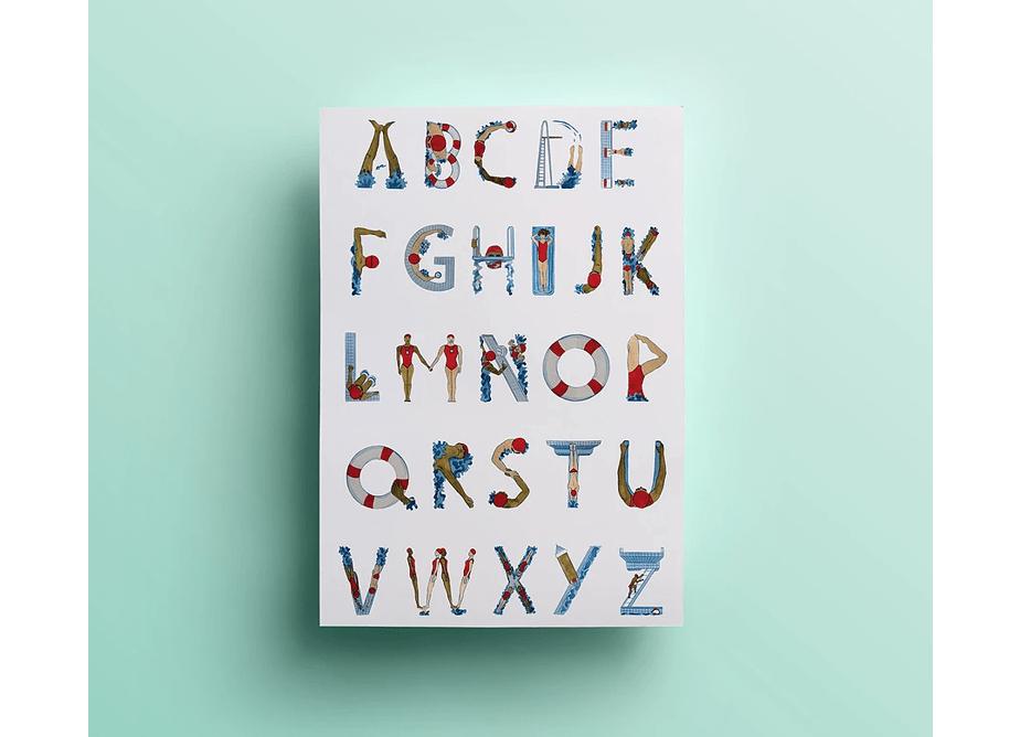 ABC – Alphabet Pool