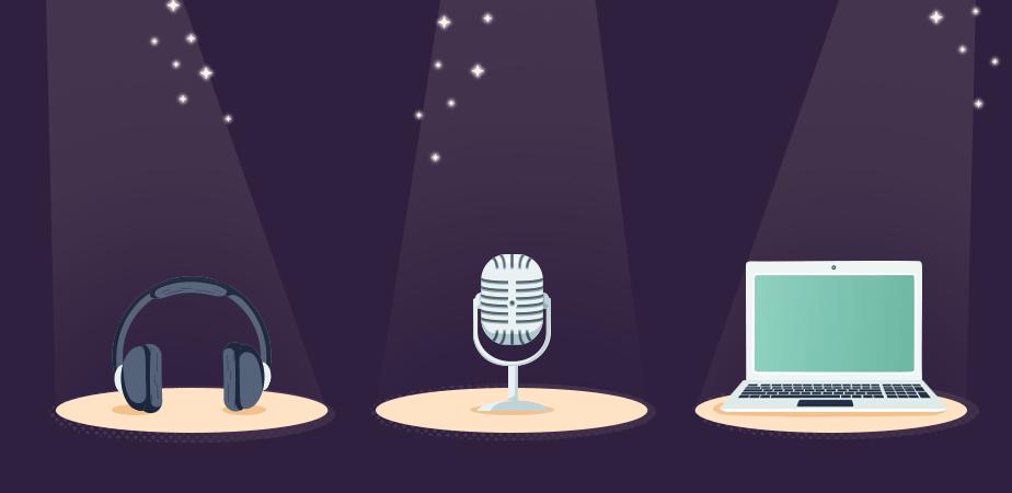 Como Criar um Podcast: Escolher o Equipamento