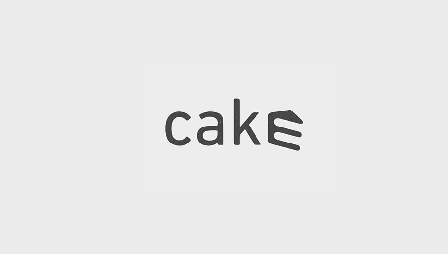 Ilustrações substituindo letras nos logos